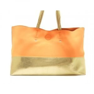 Bolsa de playa Marina Galanti Style Naranja