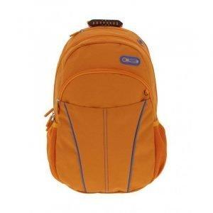 Mochila Totto Cambrigde Porta tablet y portátil O11 Naranja