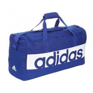 Bolsa de deporte Adidas LIN PER TB M Azul eléctrico