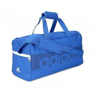 Bolsa de deporte Adidas TIRO LIN TB S Azul royal
