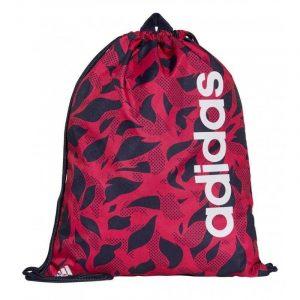 Mochila saco Adidas LINEAR GB G W Magenta