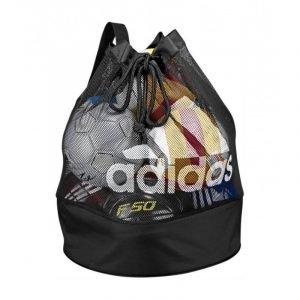 Porta balones Adidas FB BALLNET Negro