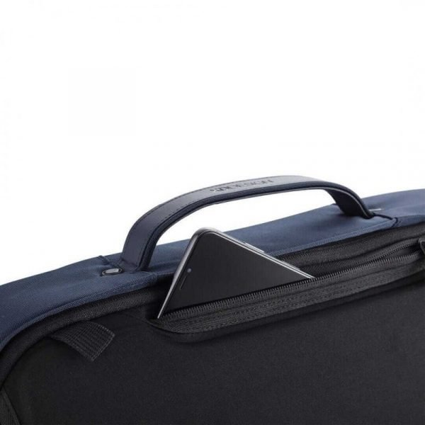 Mochila y maletín Antirrobo Bobby Bizz XD Design Azul marino