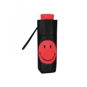 Paraguas plegable manual SMILEY ColorFace 22176