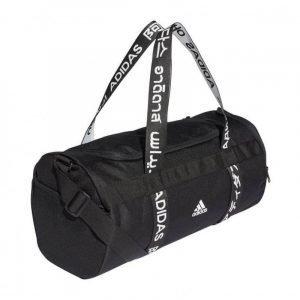 Bolsa de deporte Adidas 4ATHLTS DUF S Negro