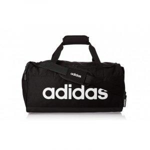 Bolsa de deporte Adidas Lin Duffle S Negro