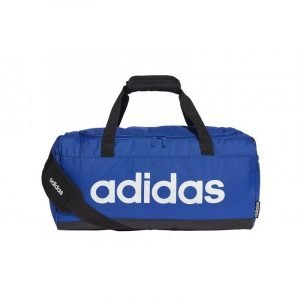 Bolsa de deporte Adidas Lin Duffle S Azul royal