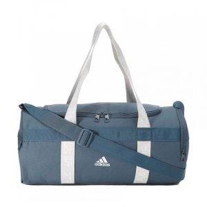 Bolsa de deporte Adidas 4ATHLTS DUF S Azul cemento