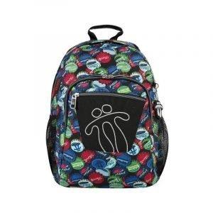 Mochila escolar Totto Acuareles 7E4 Multicolor