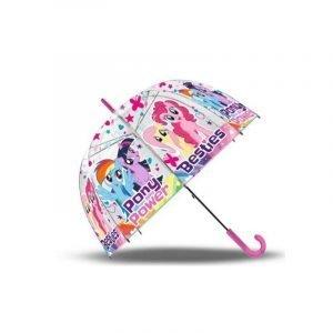 Paraguas infantil LITTLE PONY Transparente Multi