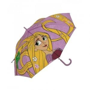 Paraguas infantil RAPUNZEL Malva