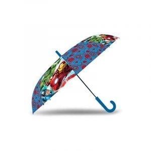 Paraguas infantil AVENGERS pvc 54 Azul
